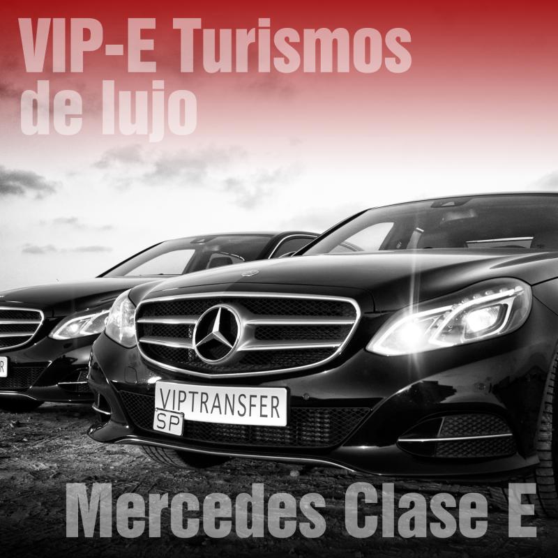 Mercedes Clase E VIP