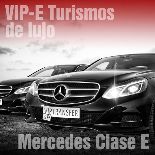 CLASE E FLOTA VIP