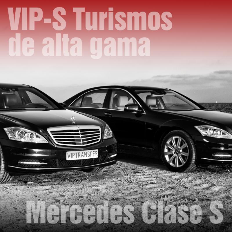 Mercedes Clase S VIP