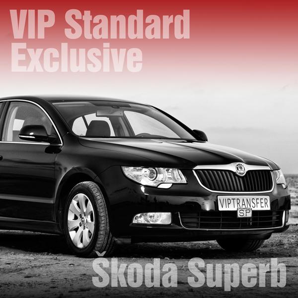 SKODA STANDARD FLOTA VIP