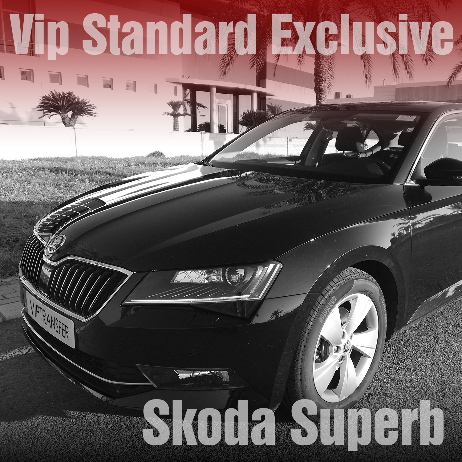 Skoda Superb Exclusive
